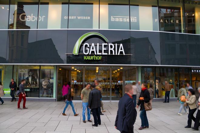 Galeria Kaufhof Zeil 1