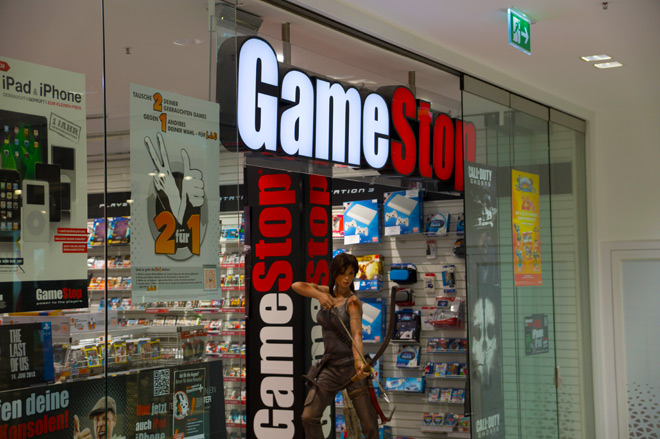 GameStop Zeil 3