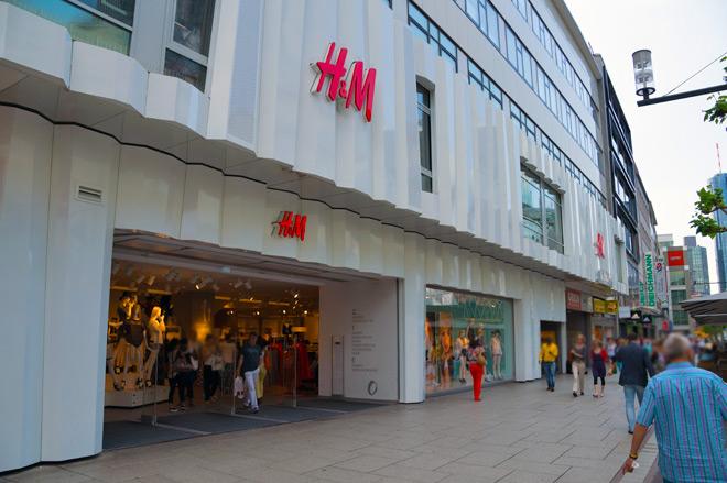 H&M Zeil 4