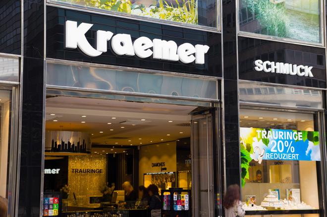 Juwelier Kraemer Zeil 2