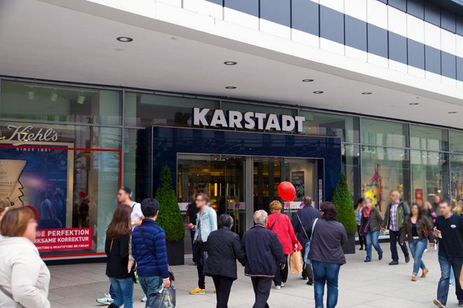 Karstadt Zeil 1
