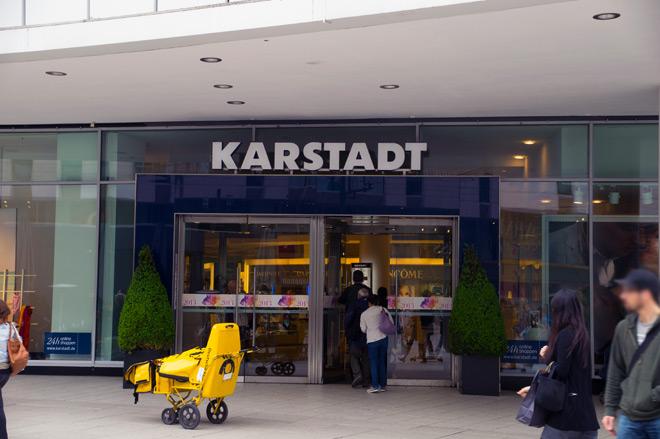 Karstadt Zeil 2