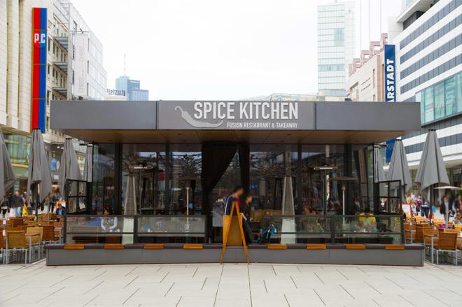 Spice Kitchen Zeil 1